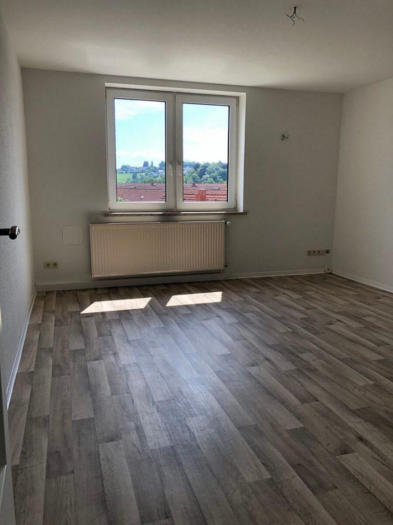 4-Raum Wohnung mit Balkon – sofort bezugsfertig